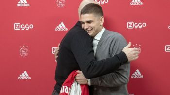 """""""Cand a aparut varianta Ajax, am refuzat toate celelalte oferte!"""" Cluburile uriase care l-au vrut pe Razvan Marin"""