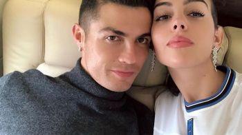 """""""A fost dragoste la prima vedere pentru amandoi!"""" Georgina a dezvaluit cum a """"agatat-o"""" Cristiano Ronaldo"""