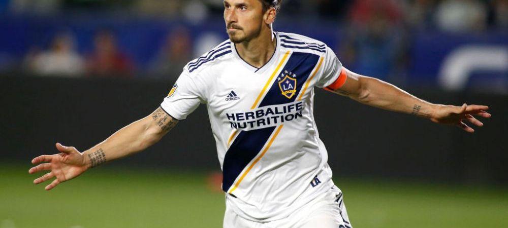 """Cu placere!"" Zlatan a dat gol si pasa de gol in meciul de azi-noapte, apoi a facut o mega aroganta :) VIDEO cu reusita sa"