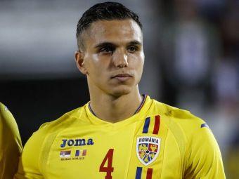 Manea, in Serie A?! Dupa Razvan Marin, inca un international roman poate prinde un transfer urias! De ce are CFR Cluj sanse minime sa-l mai tina