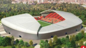Bulgarii isi fac superstadion pentru a incerca imposibilul: obtinerea organizarii Mondialului din 2030 impreuna cu Romania si Grecia