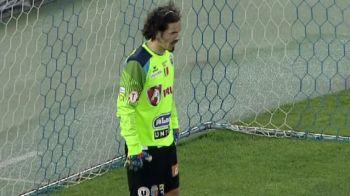 """NEBUNIE TOTALA la Cluj: meciul A EXPLODAT in ultimele 30 de minute! Florescu a ajuns in poarta, fanii au strigat """"Demisia!"""""""
