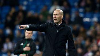 """Zinedine Zidane are probleme la Real Madrid! """"Este dificil sa joci cand stii ca nu castigi nimic"""" Ce a spus francezul dupa victoria chinuita cu Eibar!"""