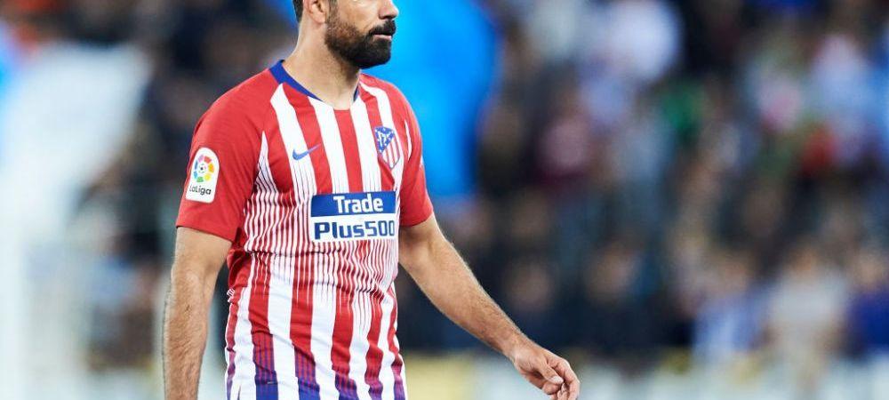 Asa ceva nu-i spui nici celui mai mare dusman! Diego Costa, cuvinte oribile si revoltatoare la adresa arbitrului de la meciul cu Barca! A vazut imediat rosu