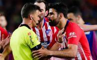 Suspendare uriasa pentru Diego Costa dupa cuvintele oribile adresate lui Gil Manzano! Atacantul l-a injurat in cel mai josnic mod de mama pe arbitru