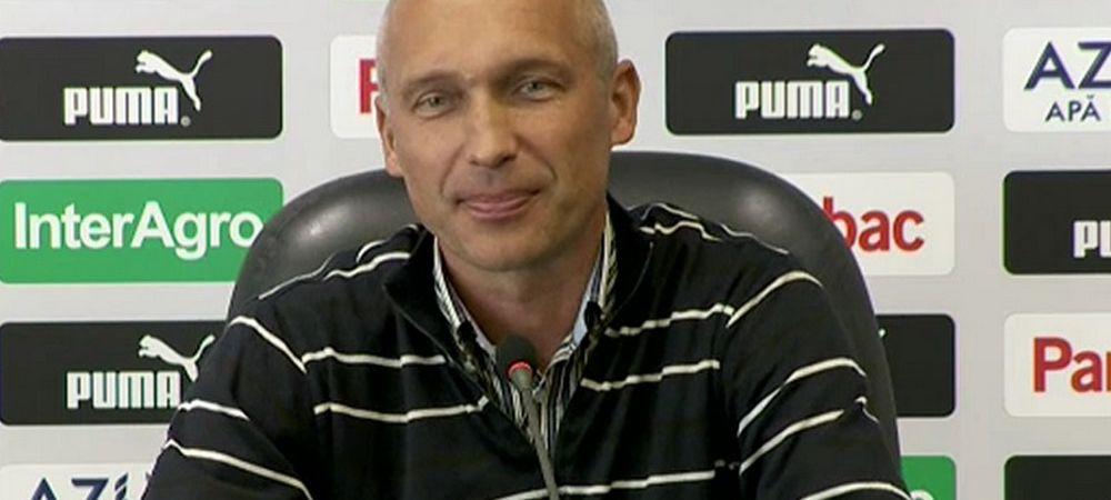 Revenire spectaculoasa? Protasov s-ar putea intoarce in fotbalul romanesc: echipa de traditie care il vrea pe fostul antrenor al Stelei