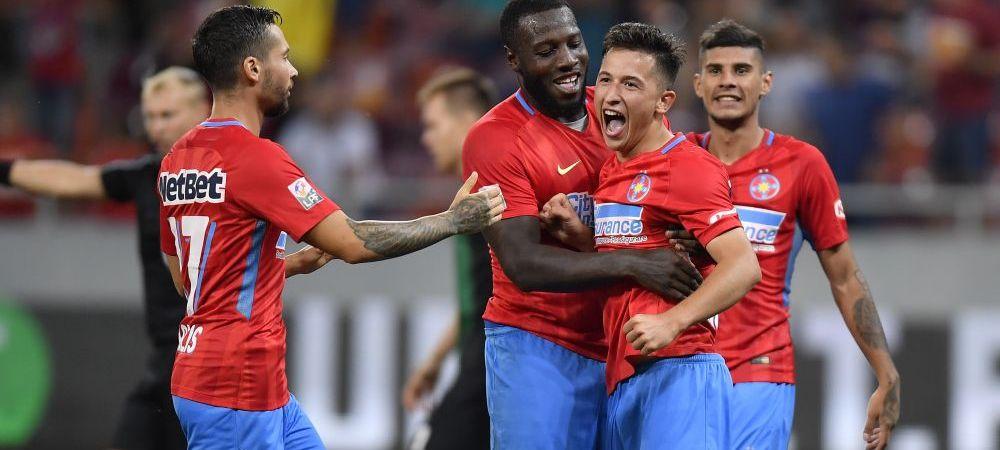 """""""Ma suna Argaseala dupa fiecare meci!"""" Ar putea fi o revenire SURPRIZA la FCSB: jucatorul trimis in exil de Becali, asteptat in vara"""