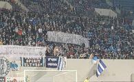 """""""Unde sunt banii, arici sarac?!"""" Mesaje dure la adrea lui Rotaru la Craiova - CFR Cluj: suporterii n-au mai rezistat"""