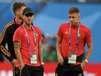 Primul Hazard care se transfera! Thorgan, fratele mai mic al lui Eden Hazard, mutare de 40.000.000 euro la o forta a Europei!