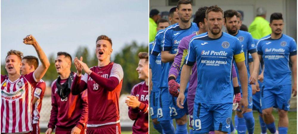 """Mitica Dragomir arunca bomba: """"In mod normal, Rapidul ar trebui sa joace la anul in Liga I!"""" Totul ar depinde de echipa care va promova din liga a doua, dar si de Gigi Becali!"""