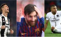 O noua saptamana cu Messi pe primul loc in TOPUL pentru Gheata de Aur! Starul Barcei, favorit la castigarea celui de-al 6-lea trofeu! Cum arata clasamentul actualizat