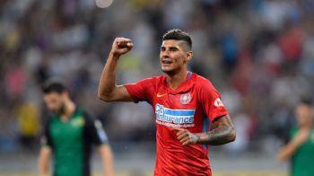 """Florinel Coman, mesaj clar pentru Mihai Teja! Ce i-a transmis fotbalistul care a rezolvat meciul cu Sepsi! """"Sper sa nu mai fiu in postura asta"""""""