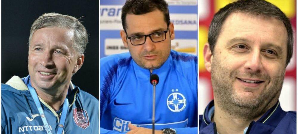 Calculele pentru titlu in Romania! CFR Cluj, avantaj urias fata de FCSB! Ce sanse mai are Craiova sa se impuna!
