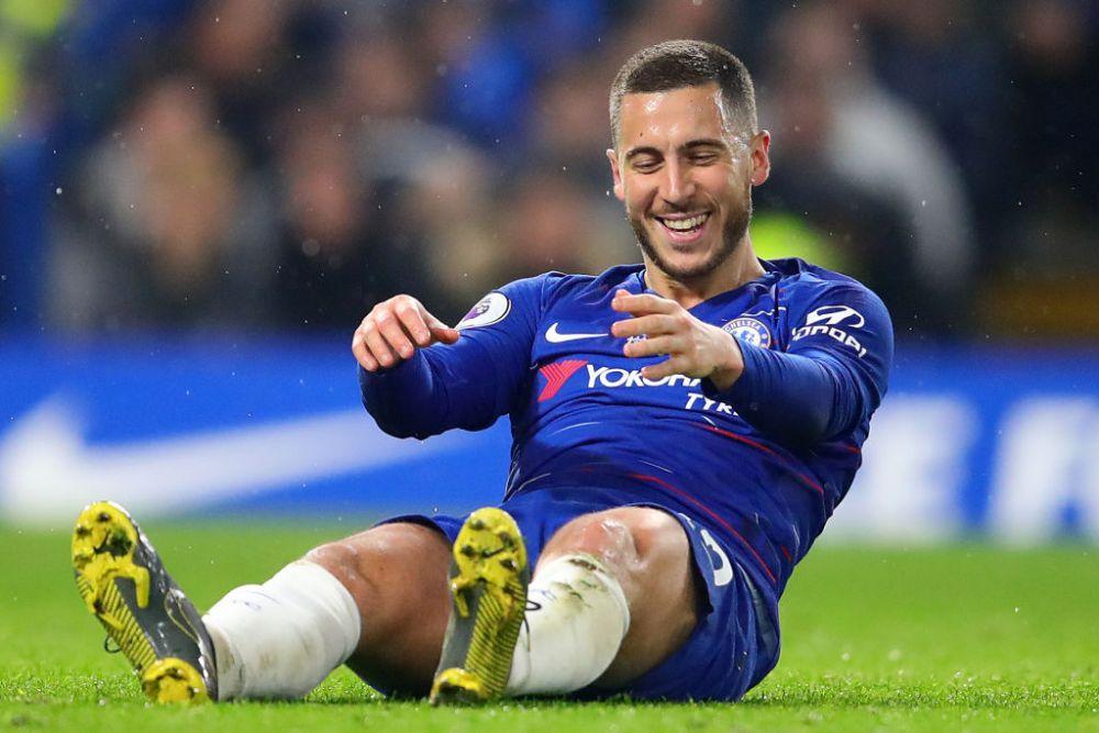 Raspunsul neasteptat al lui Hazard cand a fost intrebat despre plecarea la Real Madrid! Cei de la Chelsea sunt disperati: