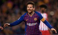 Messi l-a egalat pe Ronaldo! Record dupa record pentru starul argentinian. Cifrele spun totul