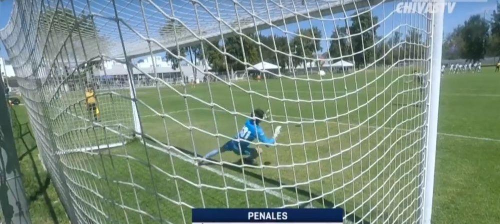 Faza INCREDIBILA in Mexic! Asta se intampla cand te bucuri prea devreme! Cum a reusit sa marcheze din penalty!