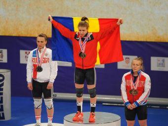 NEWS ALERT   Din nou TRIPLA CAMPIOANA EUROPEANA! Loredana Toma a cucerit toate cele trei medalii de aur la Europenele de haltere din Georgia