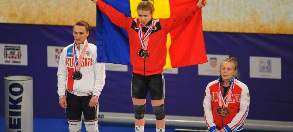 NEWS ALERT | Din nou TRIPLA CAMPIOANA EUROPEANA! Loredana Toma a cucerit toate cele trei medalii de aur la Europenele de haltere din Georgia