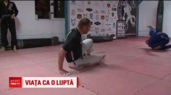A fost coleg cu Torje la Timisoara, acum e vicecampion european la jiu jitsu brazilian! Cum a ajuns la fotbal