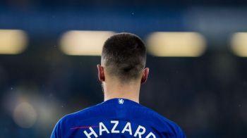 """Zidane a spus """"Da!"""", iar mutarea e tot mai aproape! Singurul obstacol care sta in calea transferului lui Hazard la Real Madrid"""