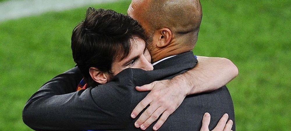 """""""I-am zis lui Guardiola sa-si ceara scuze: eu am facut-o pe Barca mare, nu Messi!"""" Declaratia neasteptata a unui fost star al catalanilor"""