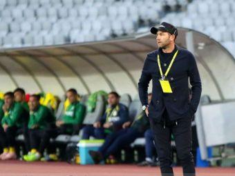 """""""E ca si cum m-am apucat de fotbal la 19 ani"""". Lobont si-a zdrobit adversara, dar suporterii lui U Cluj ii cer demisia in continuare!"""