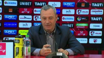 """Reactia lui Mircea Rednic dupa ce MM Stoica a dezvaluit ca l-a propus la FCSB: """"Am fost foarte clar!"""" Surpriza de ziua antrenorului lui Dinamo"""