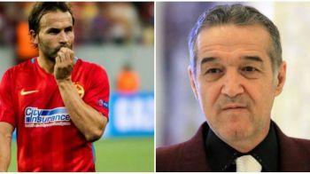 Cum a reactionat Becali cand a aflat ca Teixeira si-a luat bolid cu salariul pe jumatate de an. FOTO