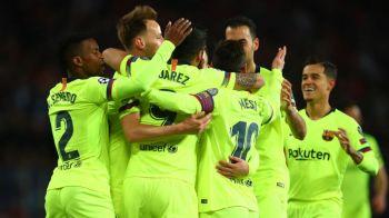 MAN. UNITED - BARCELONA 0-1 | Prima victorie a Barcei pe Teatrul Viselor, dupa un autogol! Catalanii castiga la limita