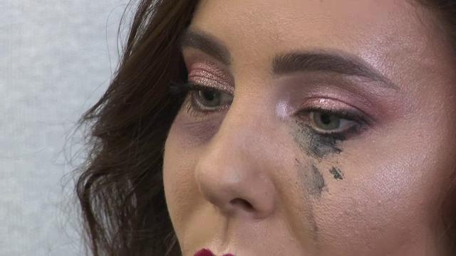 Mihaela Buzarnescu a aparut cu ochii vineti si plansa in fata camerelor. Cum a ajuns asa. FOTO