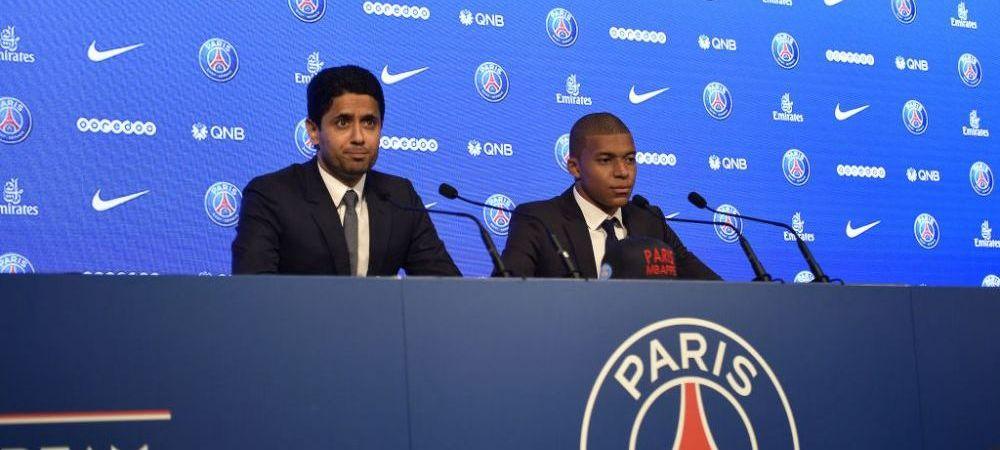 Afacere FABULOASA in fotbalul european! 400.000.000 de euro pentru un nume important! Seicii care investesc la PSG sunt gata sa plateasca!
