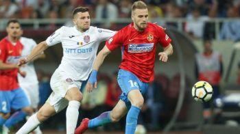 CFR Cluj - FCSB   Cine arbitreaza meciul care poate decide titlul in Romania! Statistica infioratoare pentru Mihai Teja!