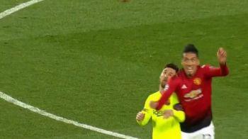 MAN.UNITED - BARCELONA | Momente de panica pe Teatrul Viselor! Messi a iesit de pe teren plin de sange, arbitrul nu a sanctionat faultul