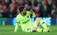 MAN.UNITED - BARCELONA | Fanii lui United nu l-au iertat pe Messi! Cum au rectionat suporterii englezi cand l-au vazut plin de sange