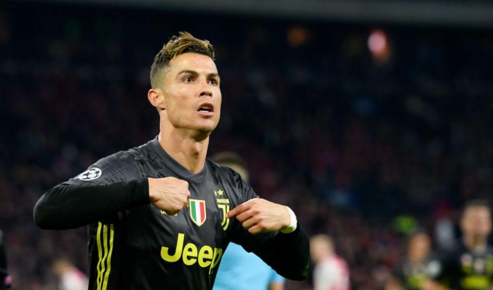 Cristiano Ronaldo, record absolut in UEFA Champions League la 12 ani de la primul gol! Capitolul la care portughezul este lider incontestabil!