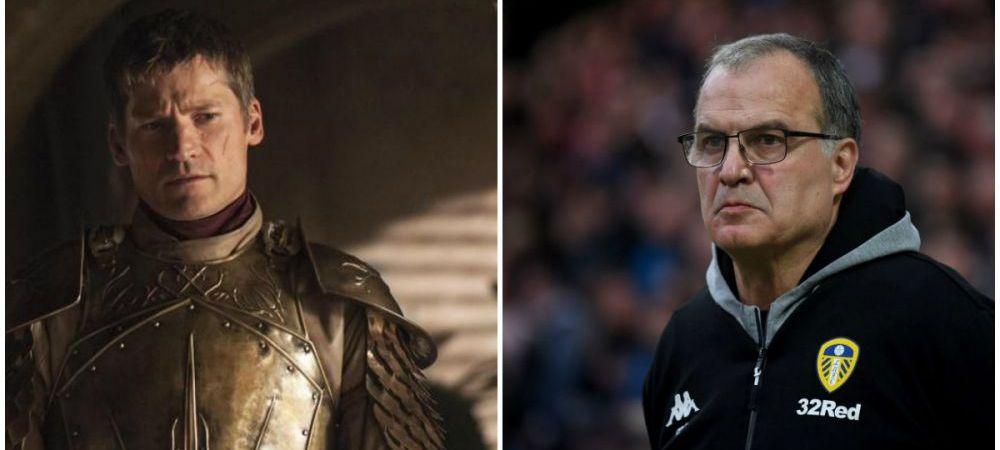 """""""Spoilerul"""" dat de actorul din Game of Thrones inainte de startul ultimului sezon: """"Marcelo Bielsa va salva ziua!"""" :)"""