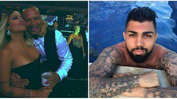 A inselat-o pe sora lui Neymar si era sa ia bataie! Ce a patit un jucator de la Inter cand s-a intalnit cu Neymar SR. FOTO
