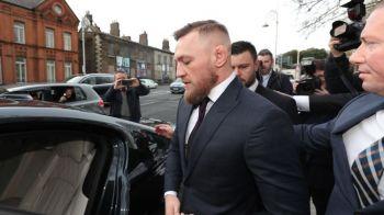 SOC! Imaginile care il pot condamna la 6 ani de INCHISOARE pe Conor McGregor! Motivul pentru care a fost arestat