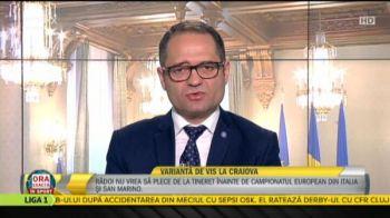 LIBER la investitii maghiare in Romania! Ce crede Ministrul Tineretului si Sportului despre banii bagati de Orban la Sepsi si Miercurea Ciuc