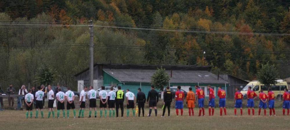 Vezi toate numele ciudate ale echipelor de fotbal din Romania! Unde joaca Mausoleul si POLUL NORD