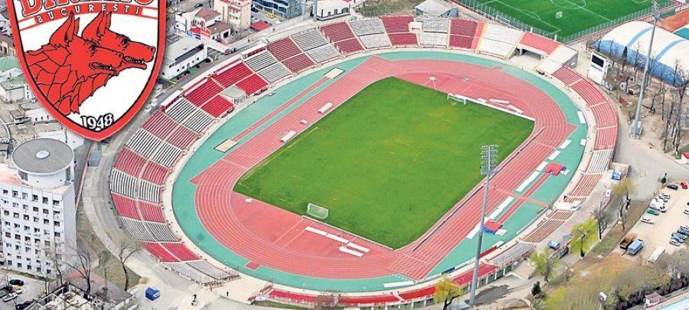 Primul pas catre construirea noului stadion Dinamo: Badea si-a dat acordul pentru cedarea bazei in anumite conditii! Demararea proiectului de 30.000.000 euro depinde de MAI