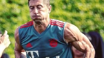 Cutremur la Bayern! Lewandowski s-a batut parte in parte cu un coleg la antrenament si risca excluderea! Cu cine a avut meci de box!