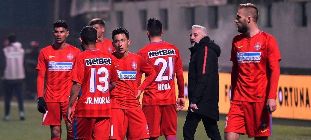 Perioada de foc pentru Mihai Teja! Ce o asteapta pe FCSB in drumul catre titlu! Statistica de cosmar inainte de derby-ul de la Cluj!