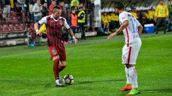 (P) CFR Cluj - FCSB: Batalia pentru titlu analizata de pariori