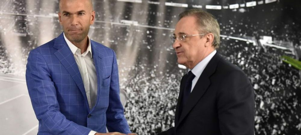 Contractul de 100 de milioane de euro negociat de Perez! Suma RUSINOASA pe care o incaseaza Real acum