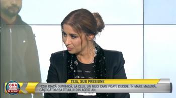 "Ana Maria Prodan ii explica lui Becali unde a gresit: ""Cu Dan Alexa, FCSB era lider, cu 10 puncte avans!"""