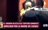 Nebuna dupa Messi! Reactia senzationala a mamei lui Lukaku dupa ce s-a intalnit cu Leo