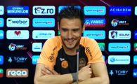 """""""Daca vom castiga cu FCSB, 80% suntem campioni!"""" Reactia lui Camora cand a fost intrebat de arbitri: """"Asta e o prostie!"""""""