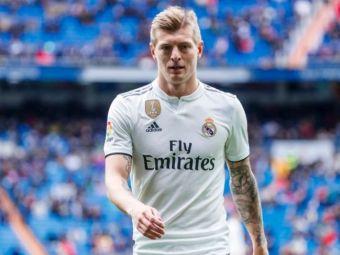 Kroos a reactionat imediat dupa anuntul plecarii sale de la Real Madrid! Fotbalistul german a lamurit situatia cu un mesaj transant