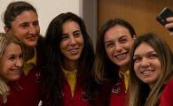 Franta - Romania, FED Cup | Promisiunea facuta de presedintele FRT! Tratament REGAL pentru Simona Halep si echipa daca vor castiga finala! VIDEO